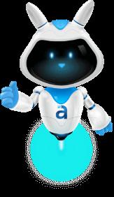 Mascote Adiante - Addy